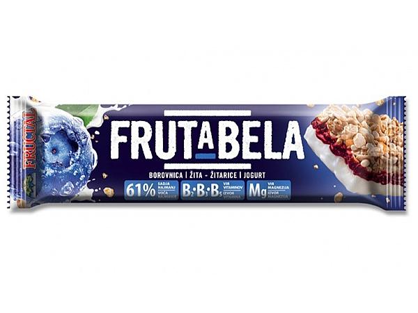 Frutabela~藍莓夾心優格運動纖果棒(44g)【D511292】