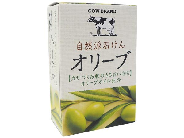 牛乳石鹼 COW~橄欖精華潤膚皂(100g)【D007610】