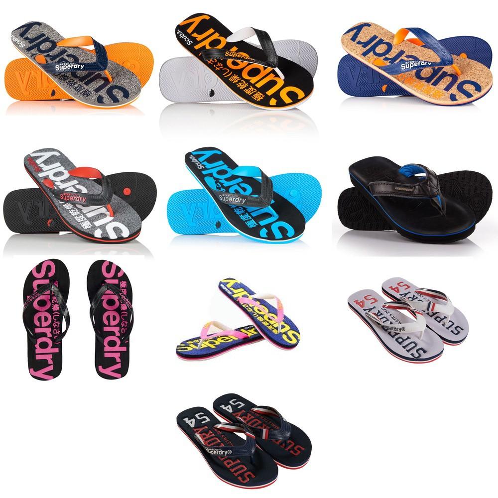 SUPERDRY 極度乾燥 A809 SUPER DRY 拖鞋 海灘鞋 英國
