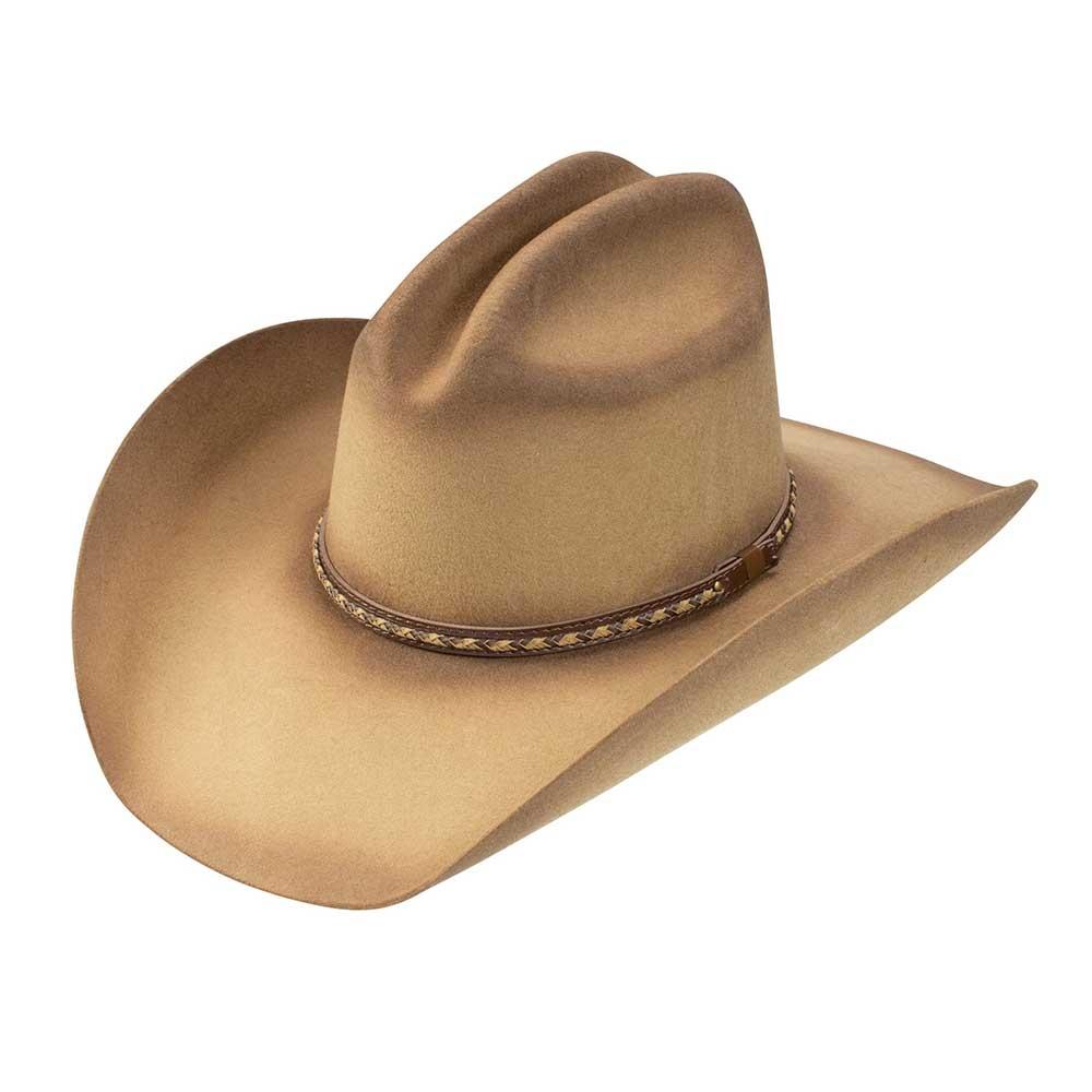 Resistol Jason Aldean Dirt Road - (4X) Wool Cowboy Hat ( Closeout )