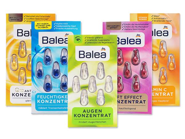 德國 Balea~精華素膠囊(7粒裝) 多款可選 【D585578】
