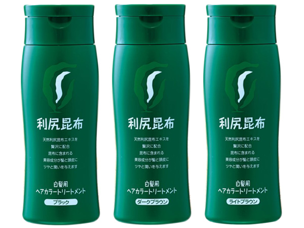 Sastty~日本利尻昆布染髮護色乳(200g) 款式可選【D694041】