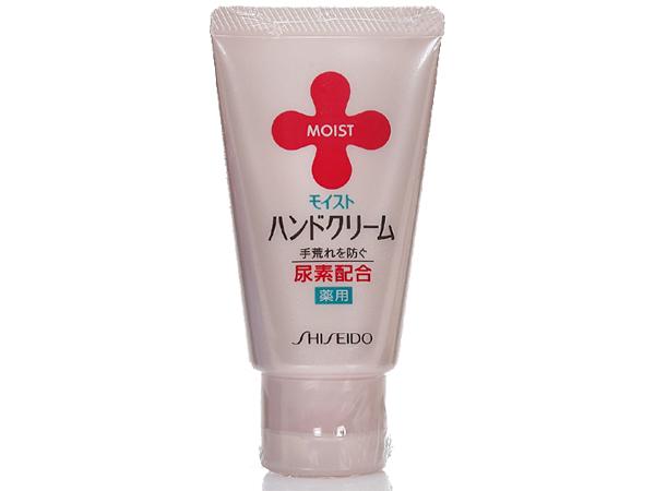 資生堂~moist尿素加強保濕護手霜43g【D387410】