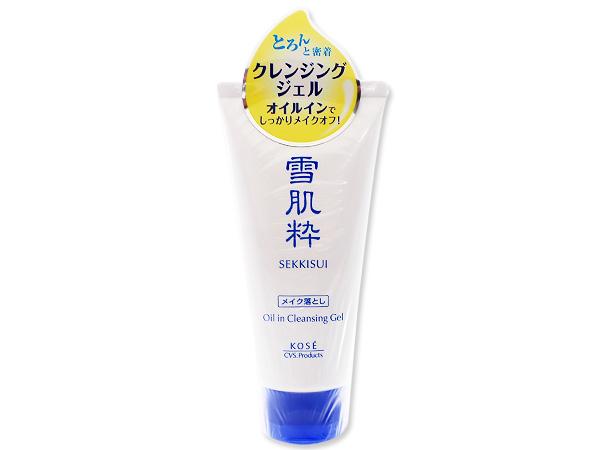 KOSE 雪肌粹~卸妝凝露(80g)【D478587】
