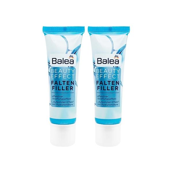 BALEA 高效美容玻尿酸保濕撫紋精華乳 30ml 二入組
