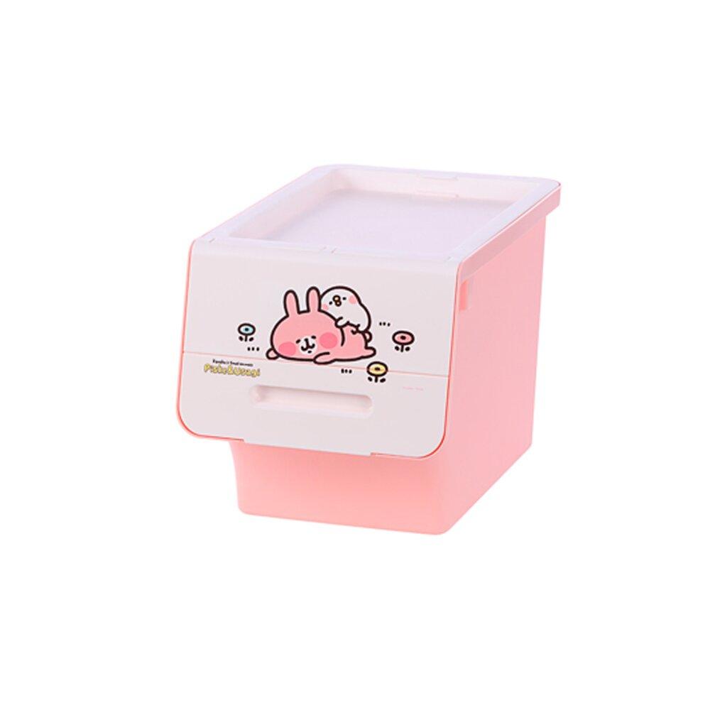 《KEYWAY》卡娜赫拉的小動物直取式可疊收納箱30L-3入組