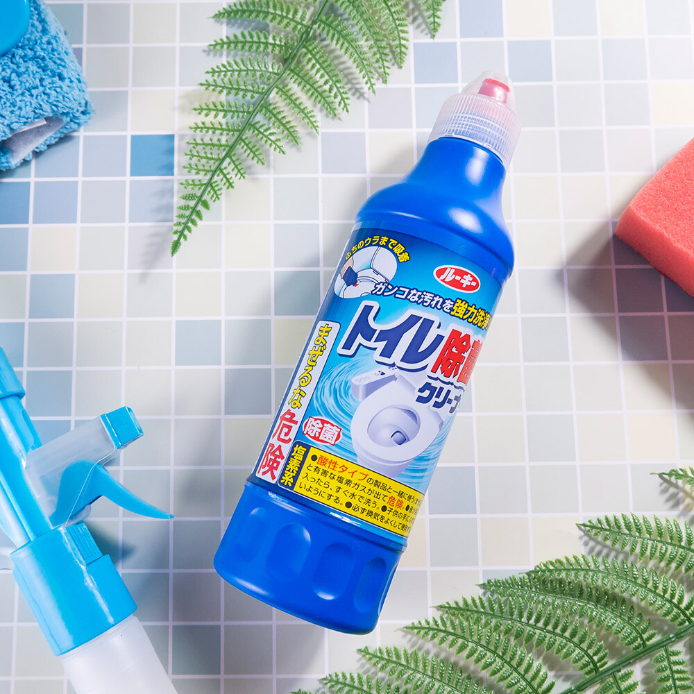 forun beauty日本 第一石鹼 馬桶清潔劑 去水垢 去黃斑 漂白殺菌消臭 500ml