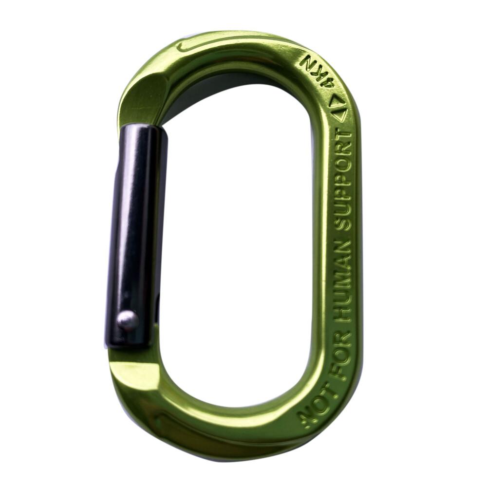 康迪亞 concordia 4kn小鉤環 蘋果綠