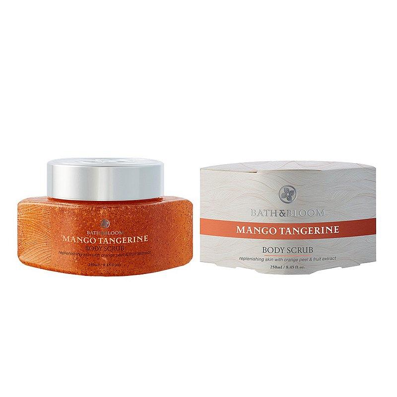 Bath & Bloom 芒果柑橘角質代謝霜250ml