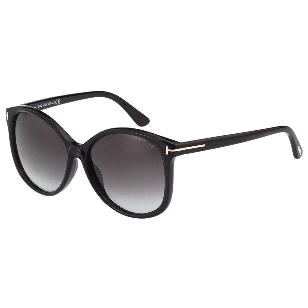 TOM FORD 經典 太陽眼鏡(黑色)TF9275