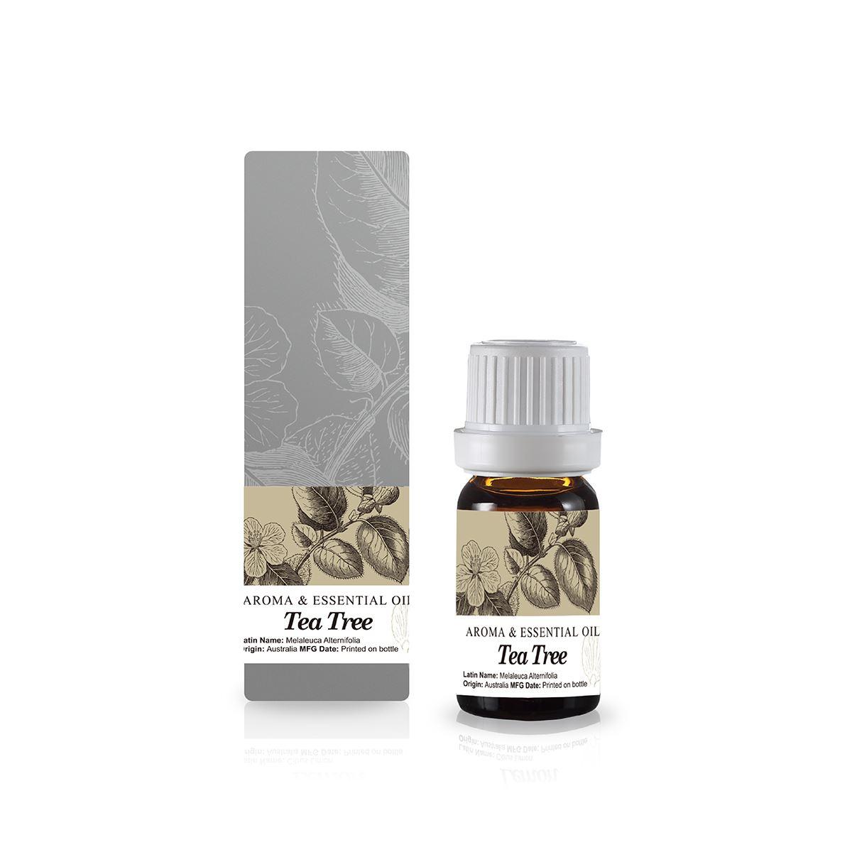 Aroma茶樹精油10ML 【康是美】
