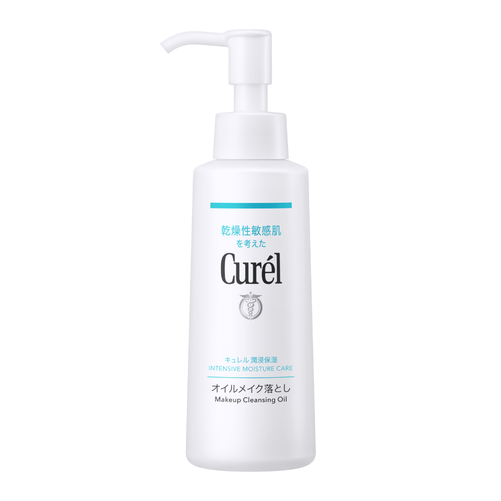 Curel珂潤潤浸保濕輕質卸妝油150ML 【康是美】