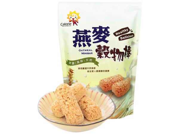 Calorie 卡路里~燕麥穀物棒(250g)奶素【D721662】