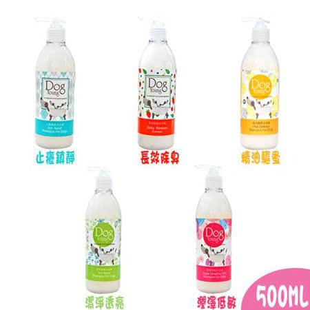 DogYoung 多樣花植萃 沐浴系列-共5款 500ml X 1罐