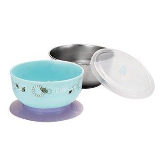 不繡鋼活動碗組 嬰兒餐具 環保 便攜
