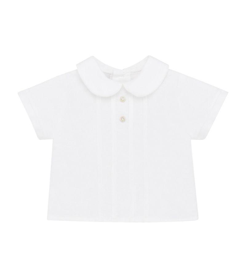 Paz Rodriguez Shirt And Shorts Set (1-24 Months)