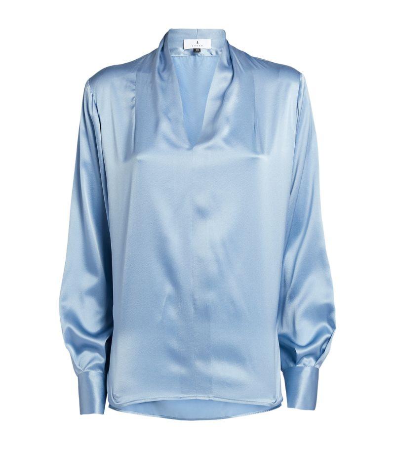 Lucan Silk Tunic Shirt