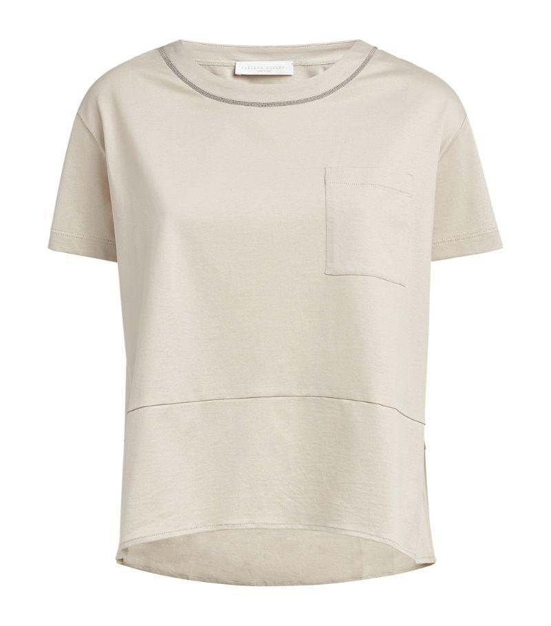 Fabiana Filippi Chain-Detail T-Shirt