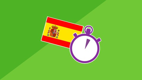 3 Minute Spanish - Course 1 Language lessons for beginners