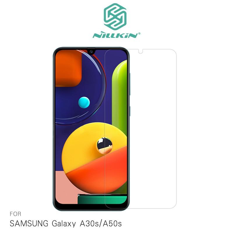 強尼拍賣~NILLKIN SAMSUNG Galaxy A30s/A50s Amazing H 防爆鋼化玻璃貼 非滿版