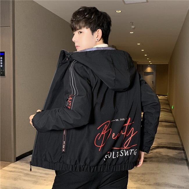 FOFU-(任選2件1280)短版加絨夾克鋪棉外套韓版潮流【08SB00227】