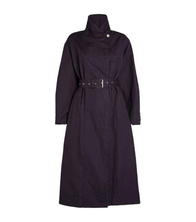 Isabel Marant Étoile Peter Belted Trench Coat