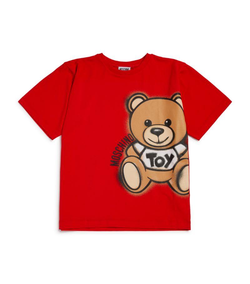 Moschino Kids Teddy Bear T-Shirt (4-14 Years)