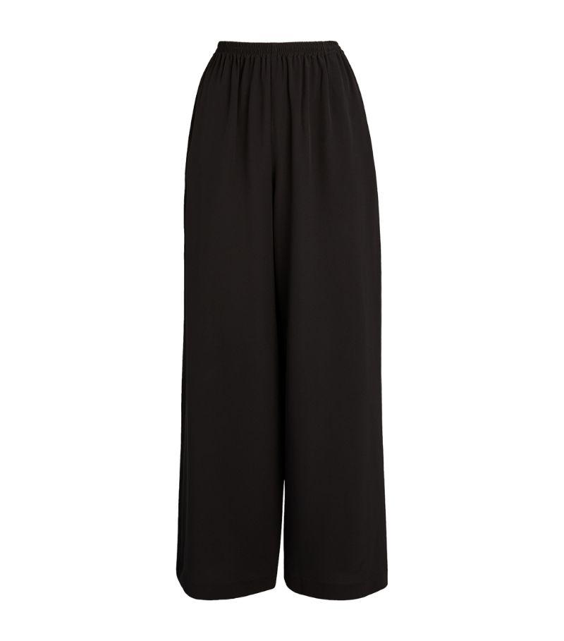 Eskandar Silk Trousers