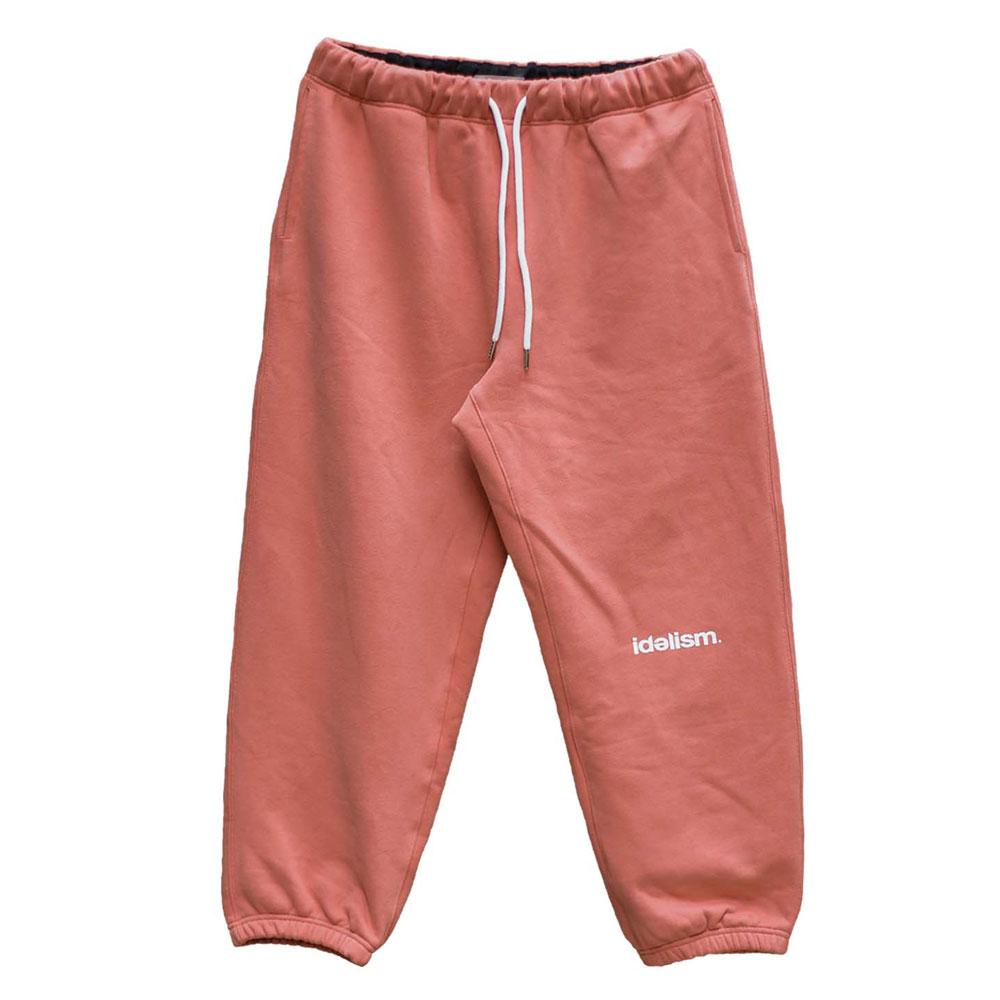 IDEALISM - ID20041-OG Sweat Pants 棉褲 (橘色)