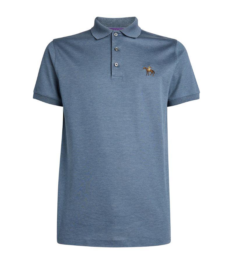 Ralph Lauren Purple Label Polo Pony Polo Shirt
