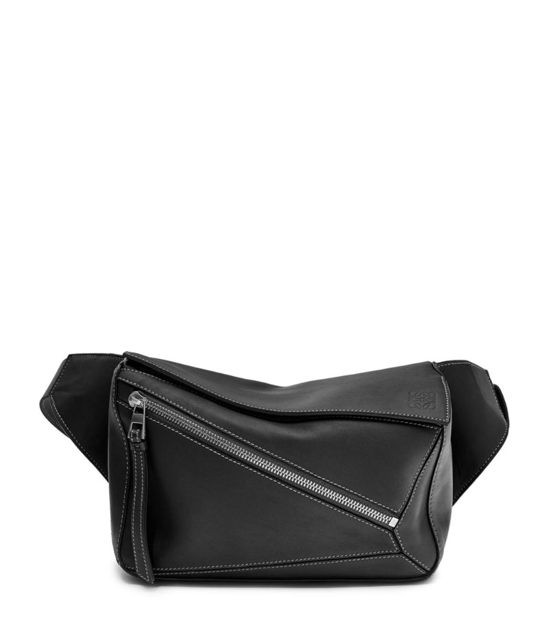 Loewe Small Leather Puzzle Belt Bag