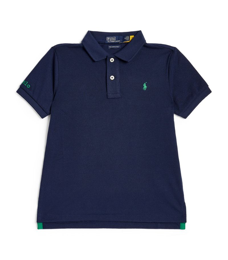Ralph Lauren Kids Cotton Polo Shirt (6-14 Years)