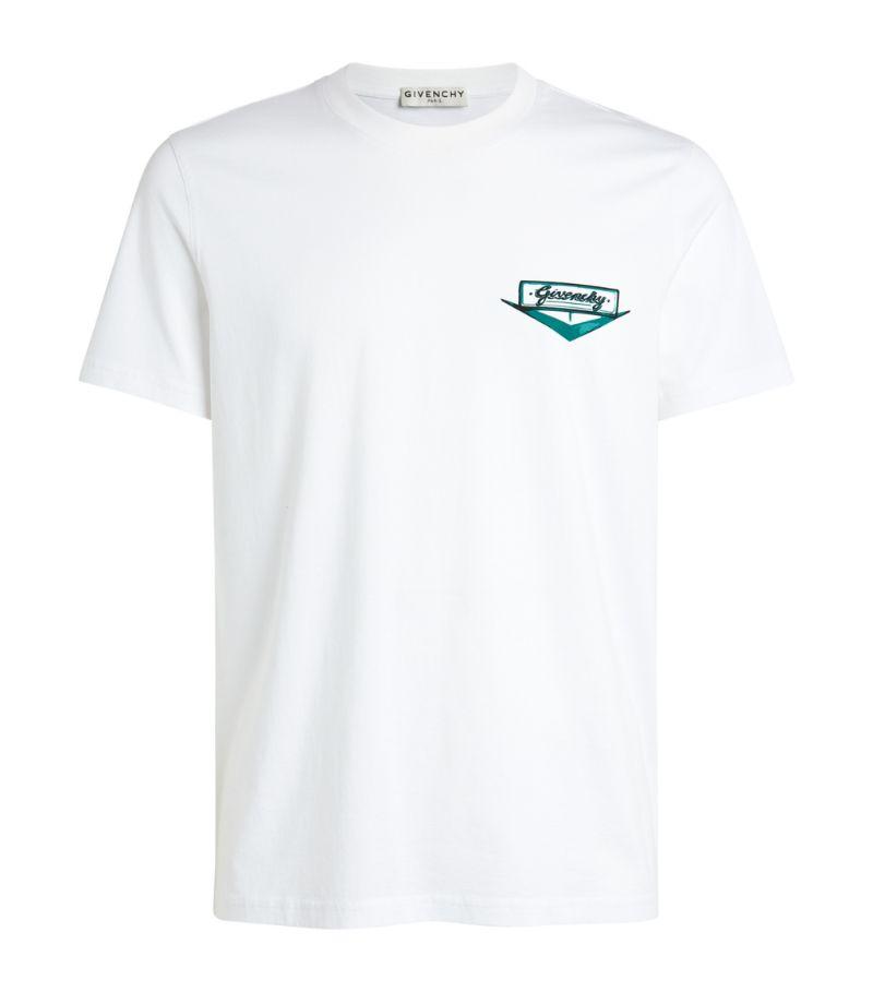 Givenchy Motel Cars T-Shirt