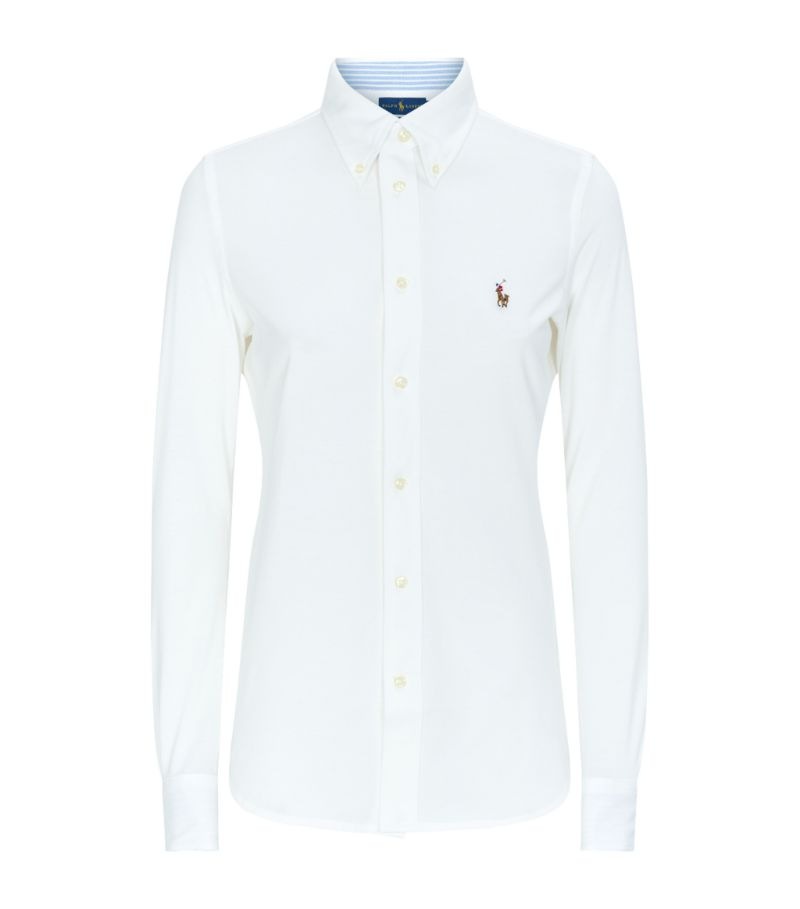Polo Ralph Lauren Heidi Knit Oxford Shirt