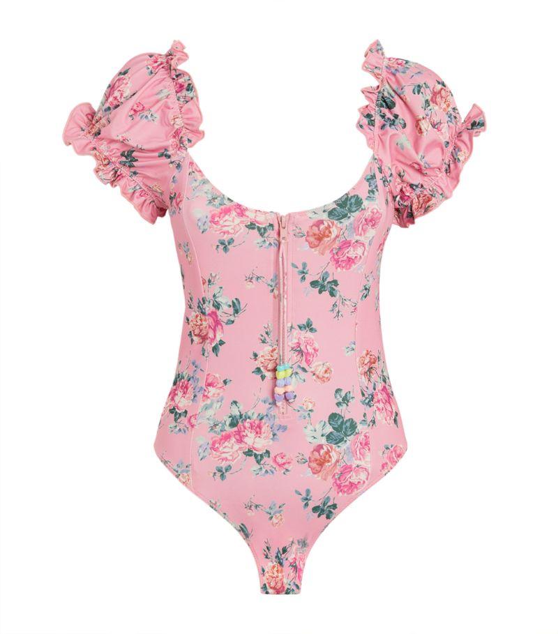 Loveshackfancy Floral Fantasia Swimsuit
