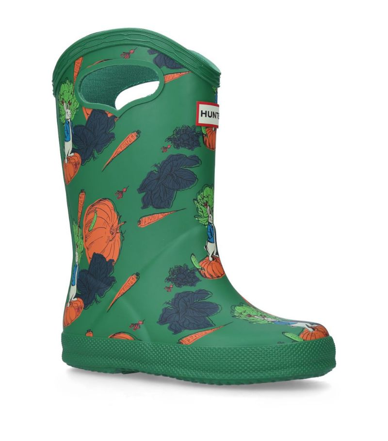 Hunter Kids First Pull-On Peter Wellington Boots