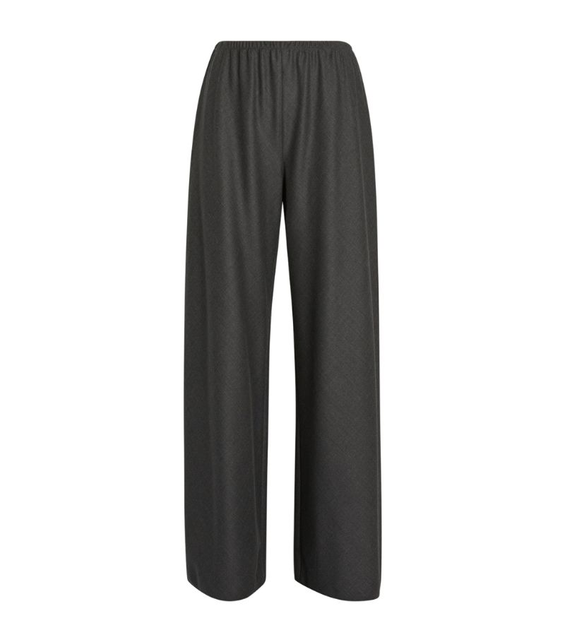 The Row Gala Wide-Leg Trousers