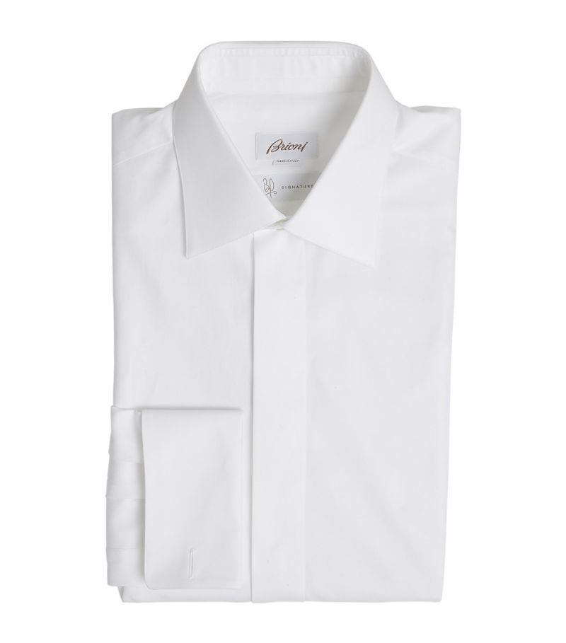 Brioni + Brad Pitt Signature Formal Shirt