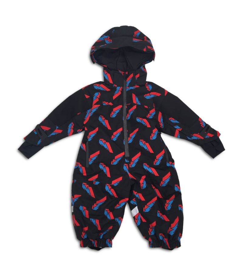 Stella Mccartney Kids 3D Lightning Snowsuit (12-36 Months)