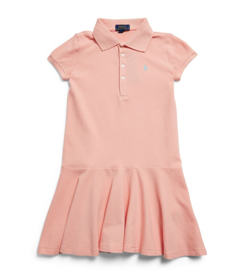 Ralph Lauren Kids Polo Dress (2-4 Years)