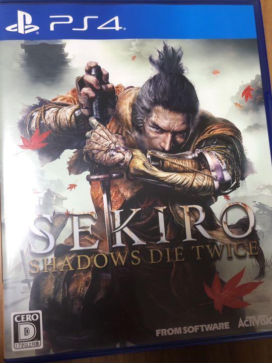 日本直送 二手 PlayStation 4 (PS4) 遊戲 隻狼:暗影雙死 mercari