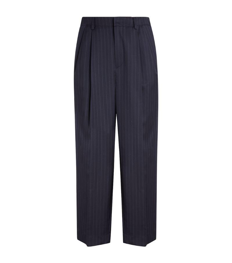 Juun.J Pinstripe Trousers