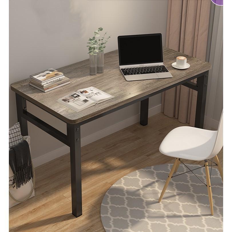 帝隆@電腦桌簡約臥室書桌家用學生臺式辦公桌簡易H5現代寫字桌學習小桌子加粗加固餐桌吃飯桌
