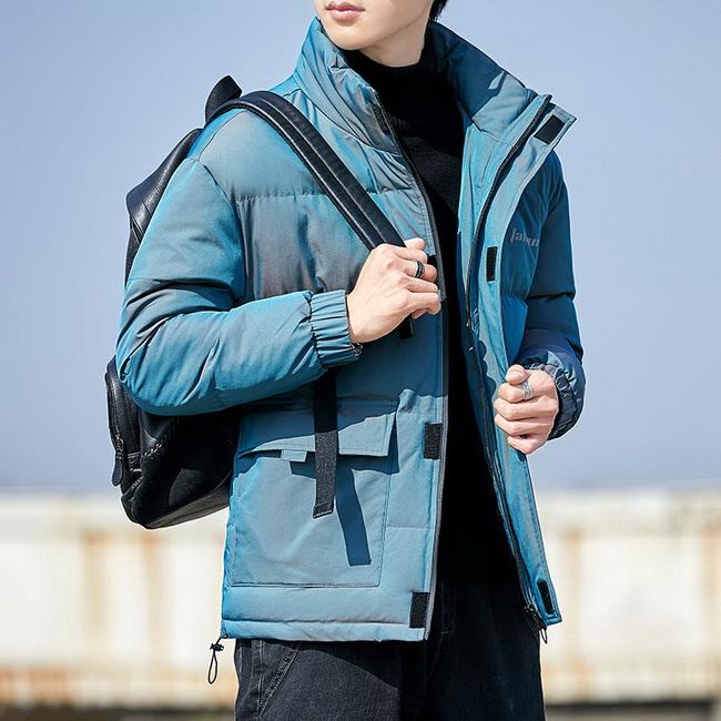 FOFU-(任選2件1588)鋪棉外套年短版鋪棉外套潮牌麵包羽絨鋪棉冬裝【08SB00224】