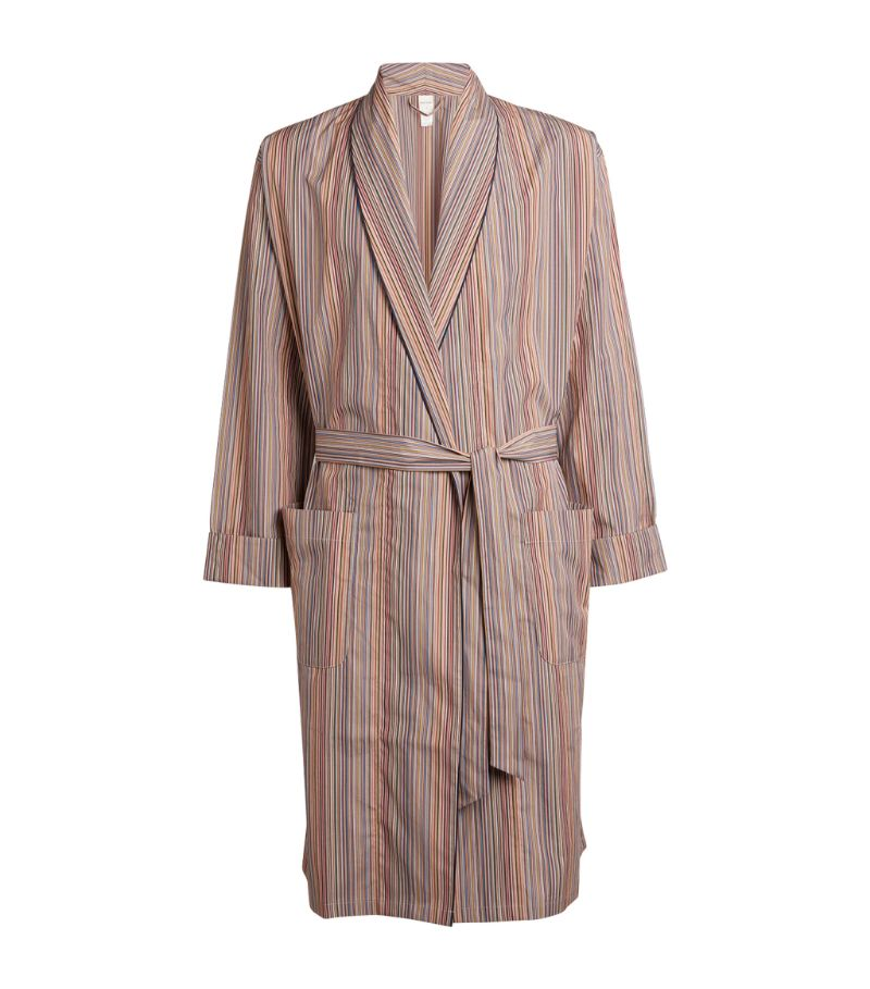Paul Smith Multi Stripe Robe