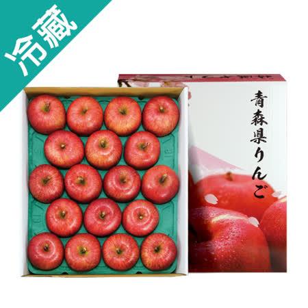 日本蜜富士蘋果禮盒18入(320g±5%/粒)
