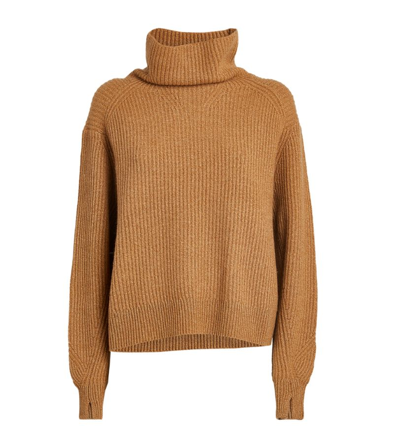Rag & Bone Cashmere Pierce Rollneck Sweater
