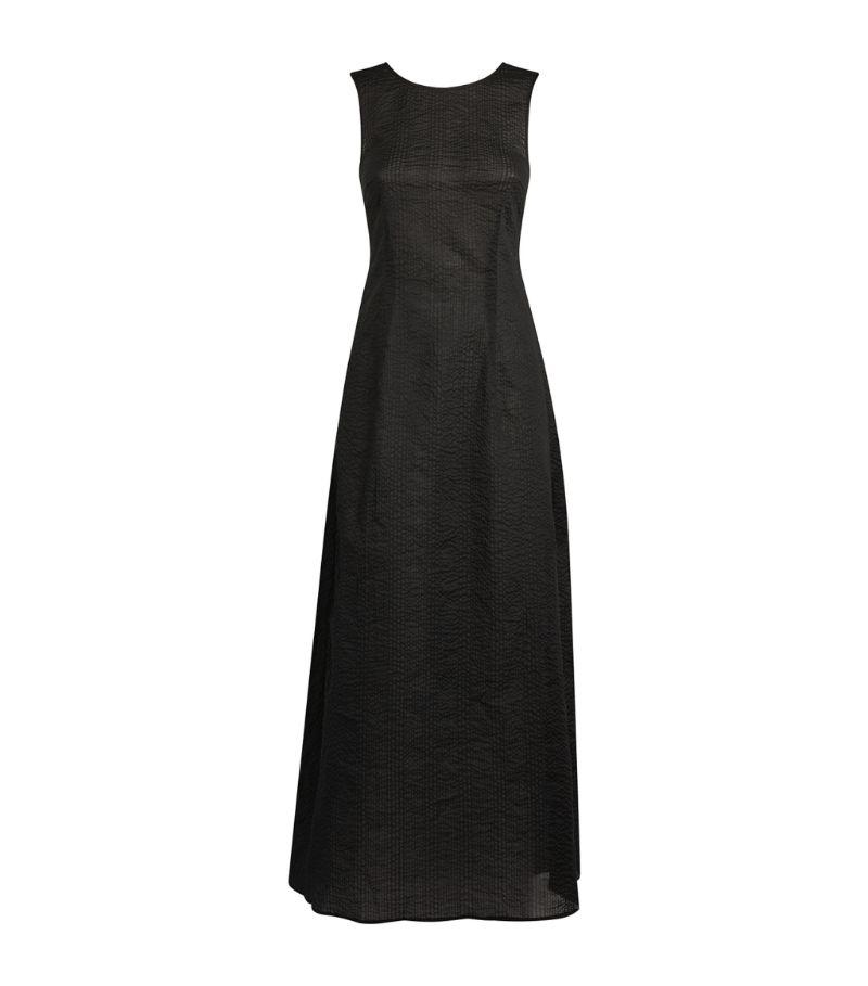 Marysia Gargano Bow Maxi Dress