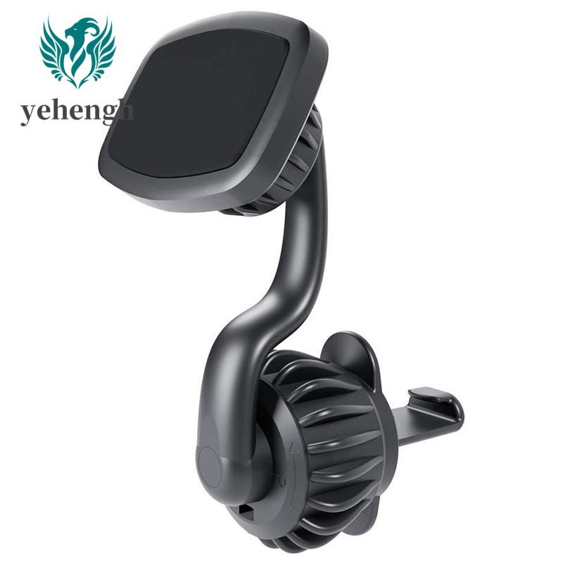 360度旋轉通用車載手機座磁性風口手機架車載手機座
