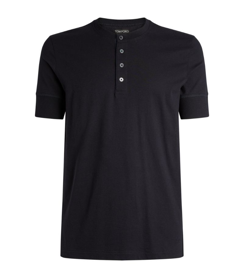 Tom Ford Henley T-Shirt